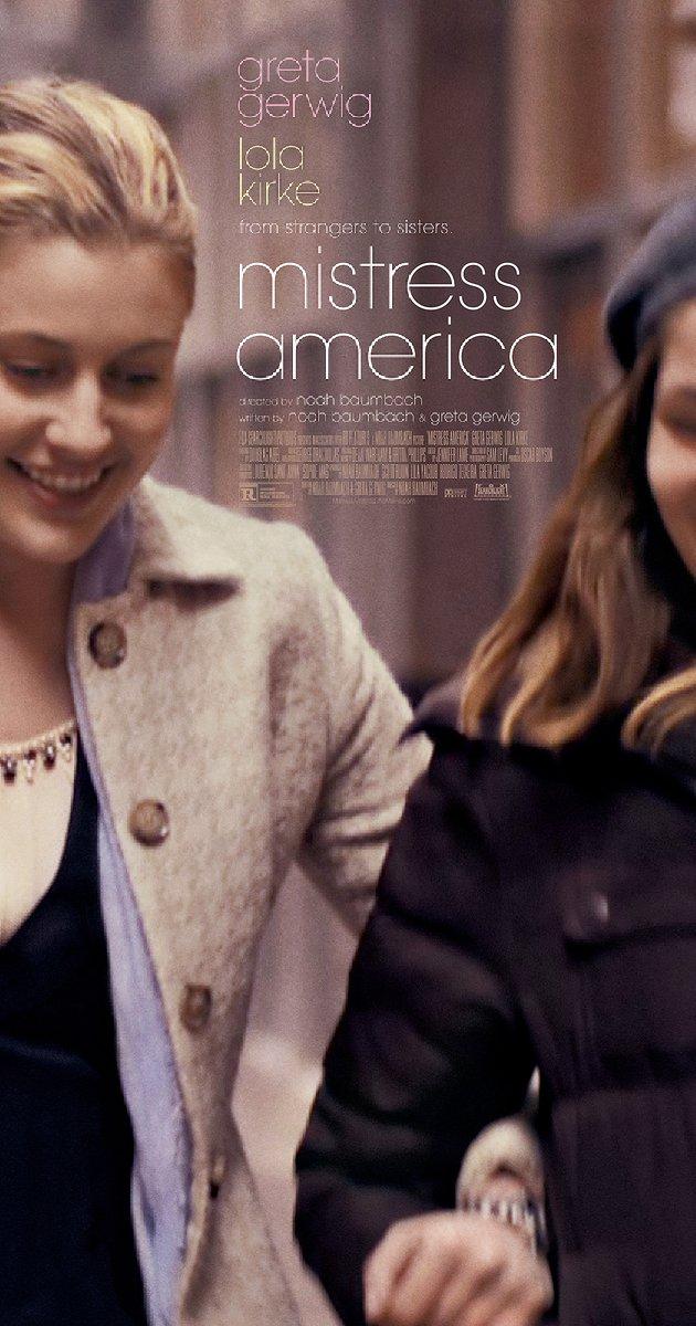 Mistress America watch online