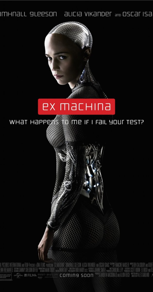 Ex Machina watch online