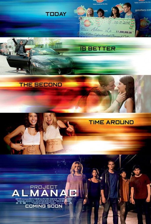 Project Almanac watch online