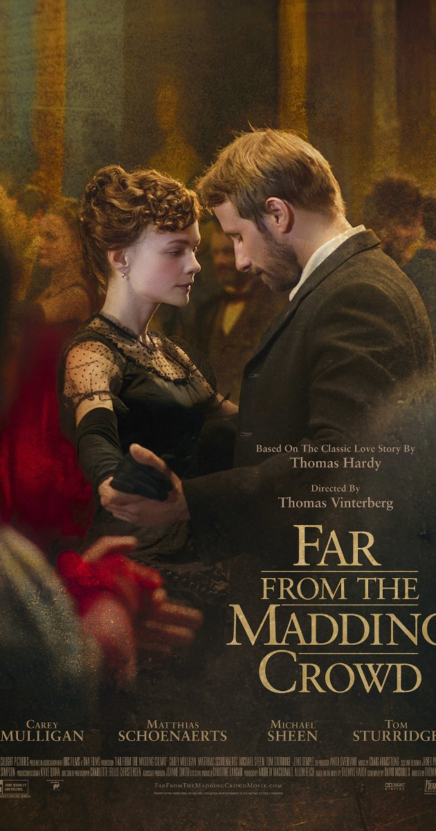 Far from the Madding Crowd watch online