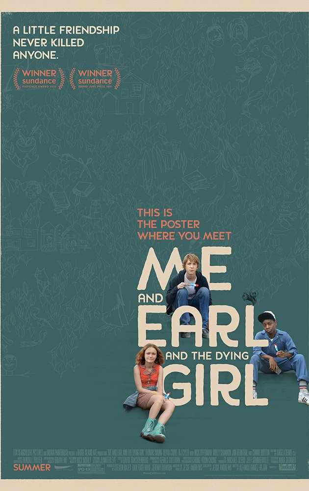 Me and Earl and the Dying Girl watch online
