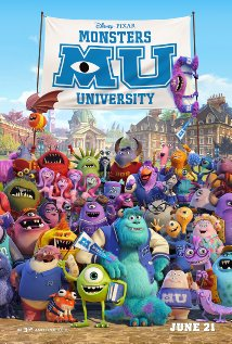 Monsters studentliv