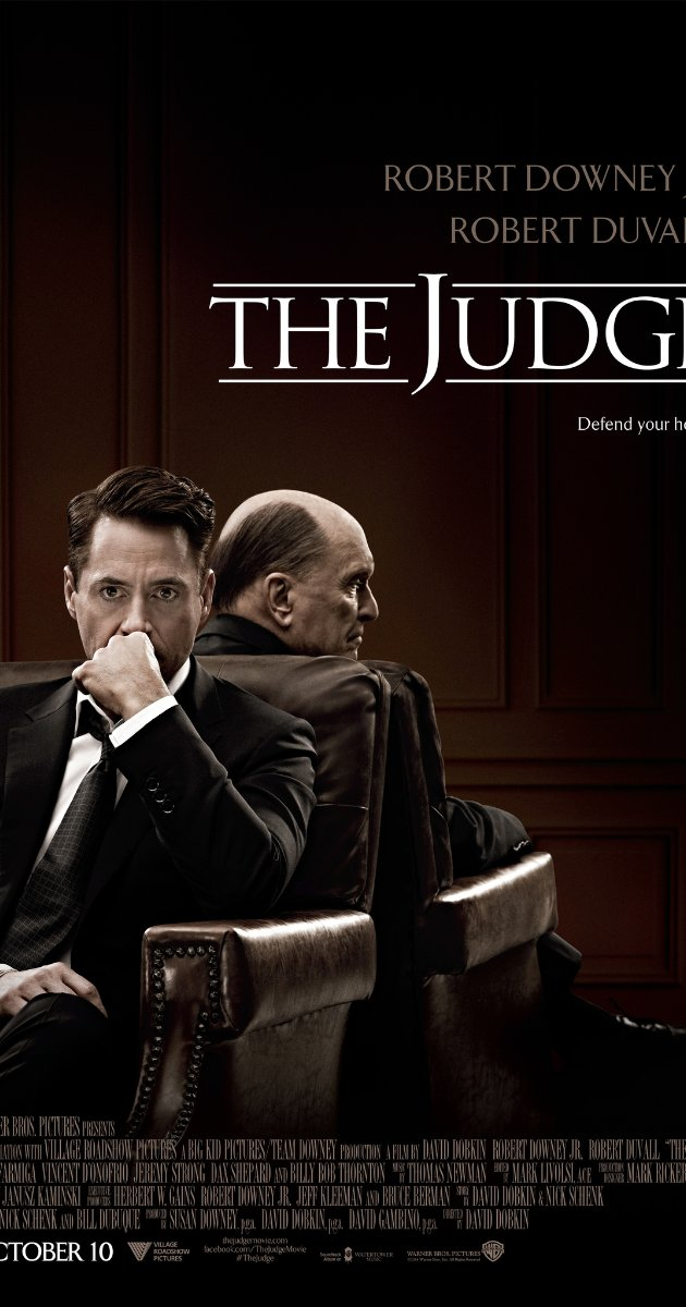 The Judge watch online