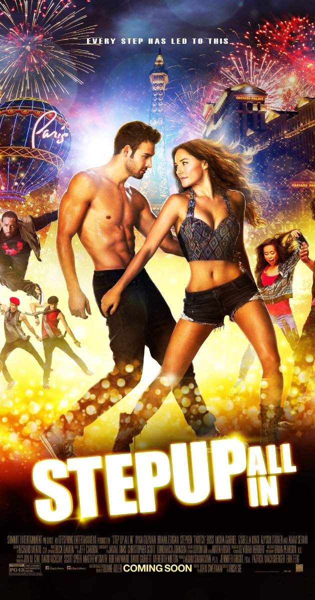 Step Up: All In watch online