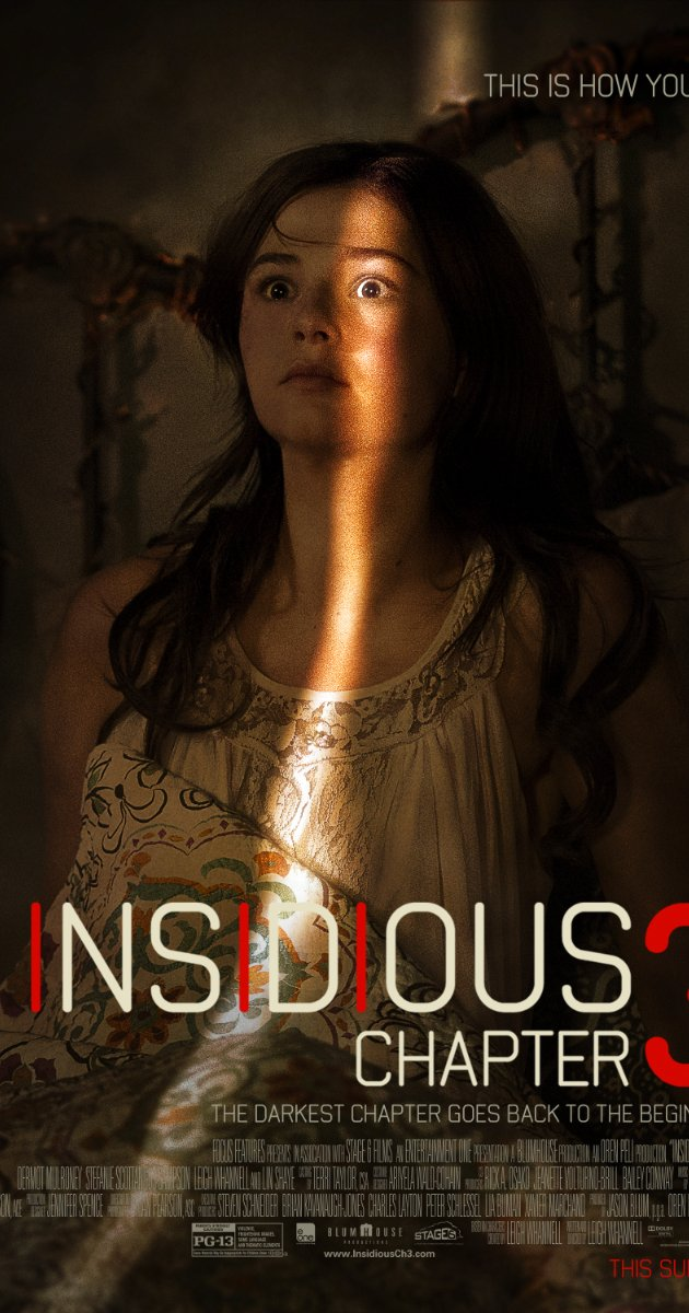 Insidious: Chapter 3 watch online