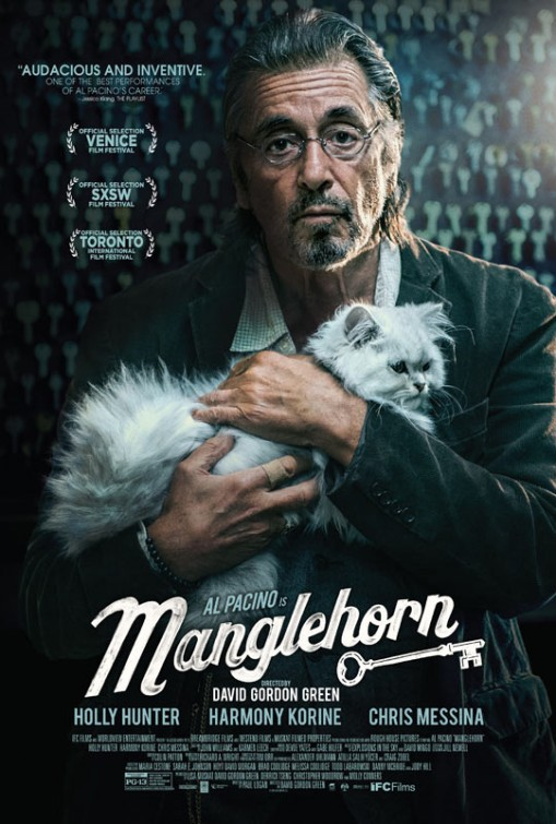 Manglehorn watch online