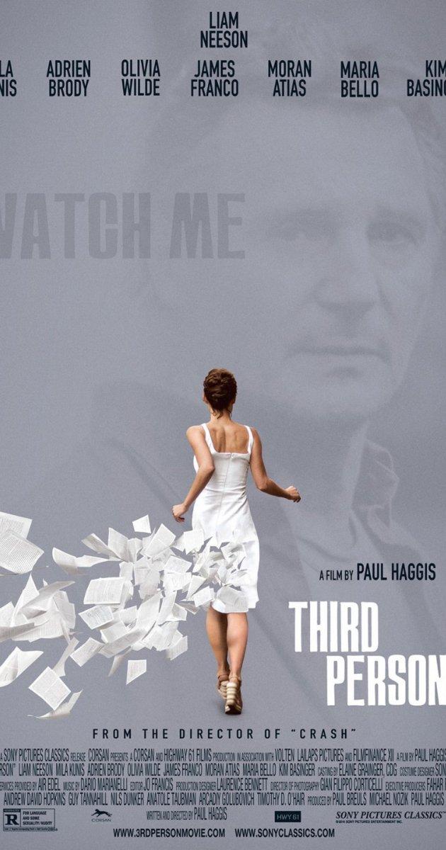 Third Person watch online
