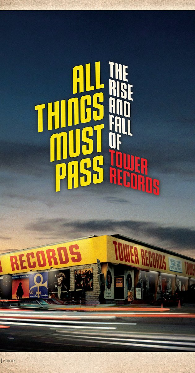 All Things Must Pass: The Rise and Fall of Tower Records watch online