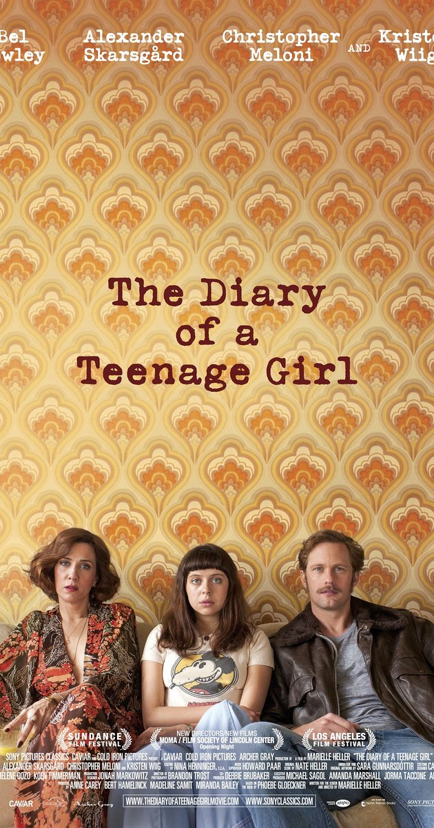 The Diary of a Teenage Girl watch online