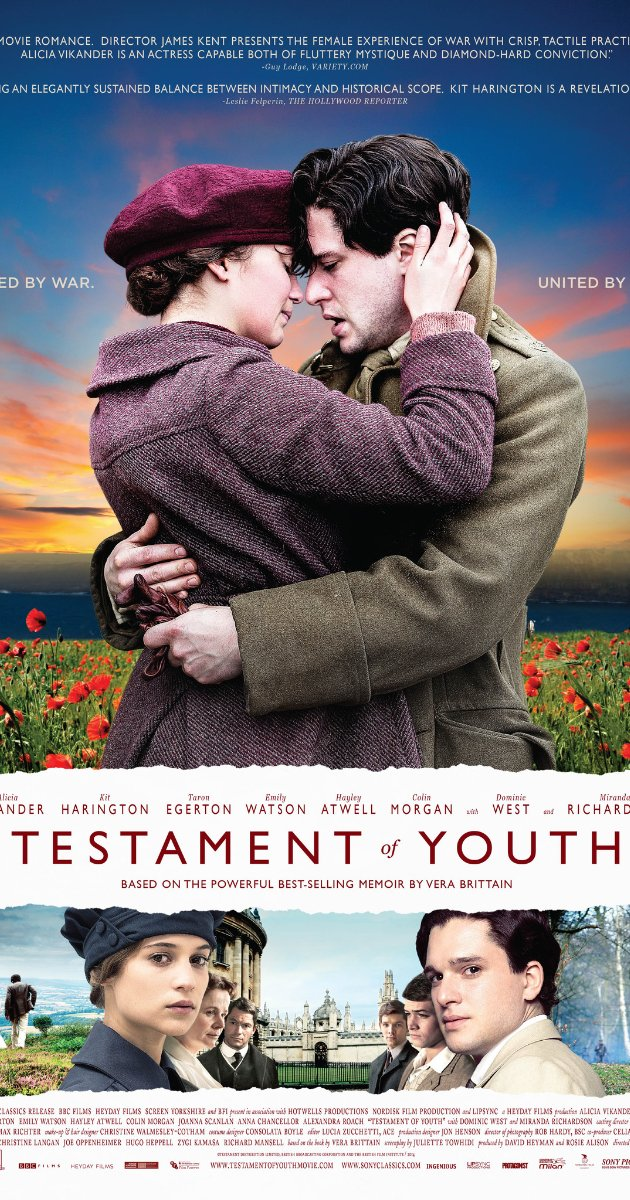 Testament of Youth watch online