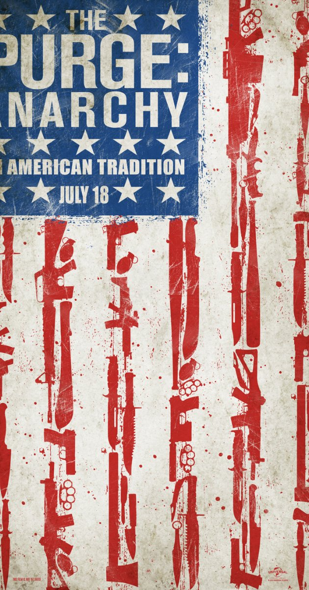 The Purge: Anarchy watch online