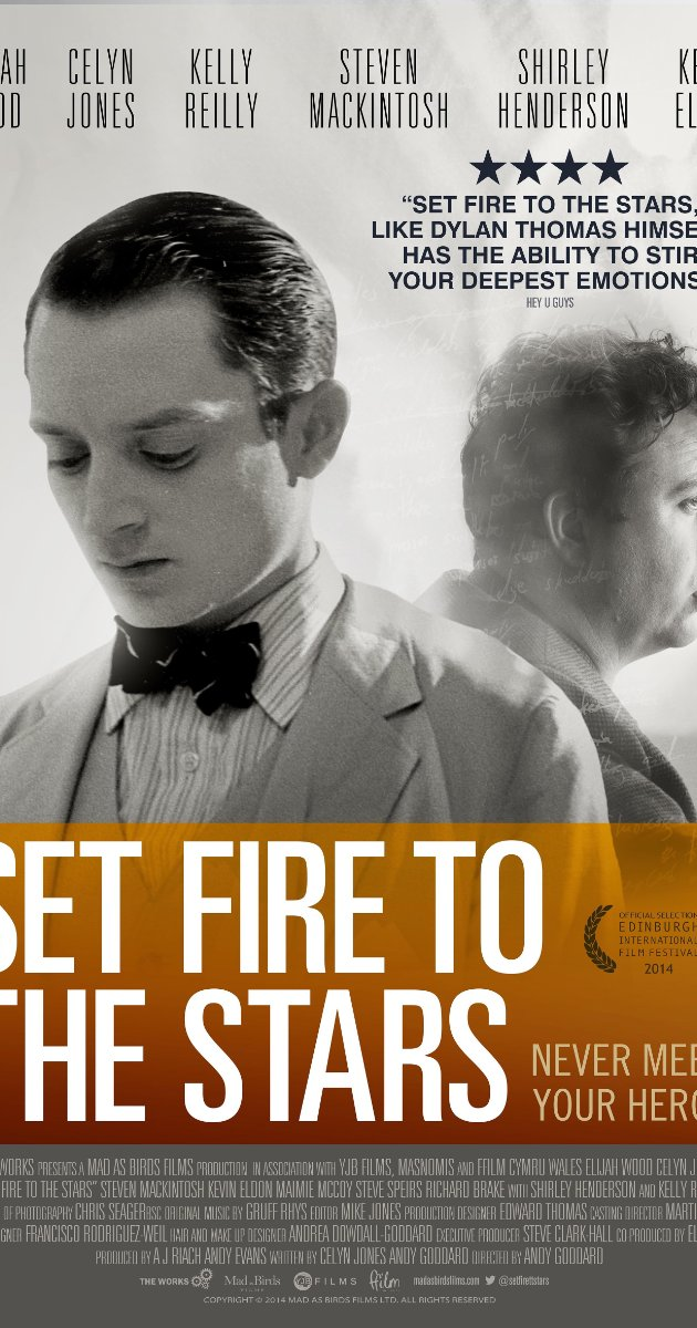 Set Fire to the Stars watch online