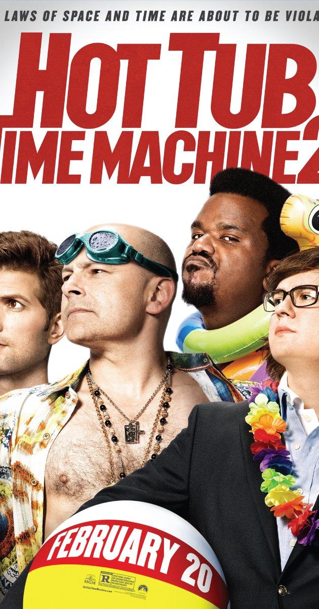 Hot Tub Time Machine 2 watch online