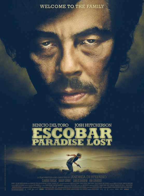 Escobar: Paradise Lost watch online