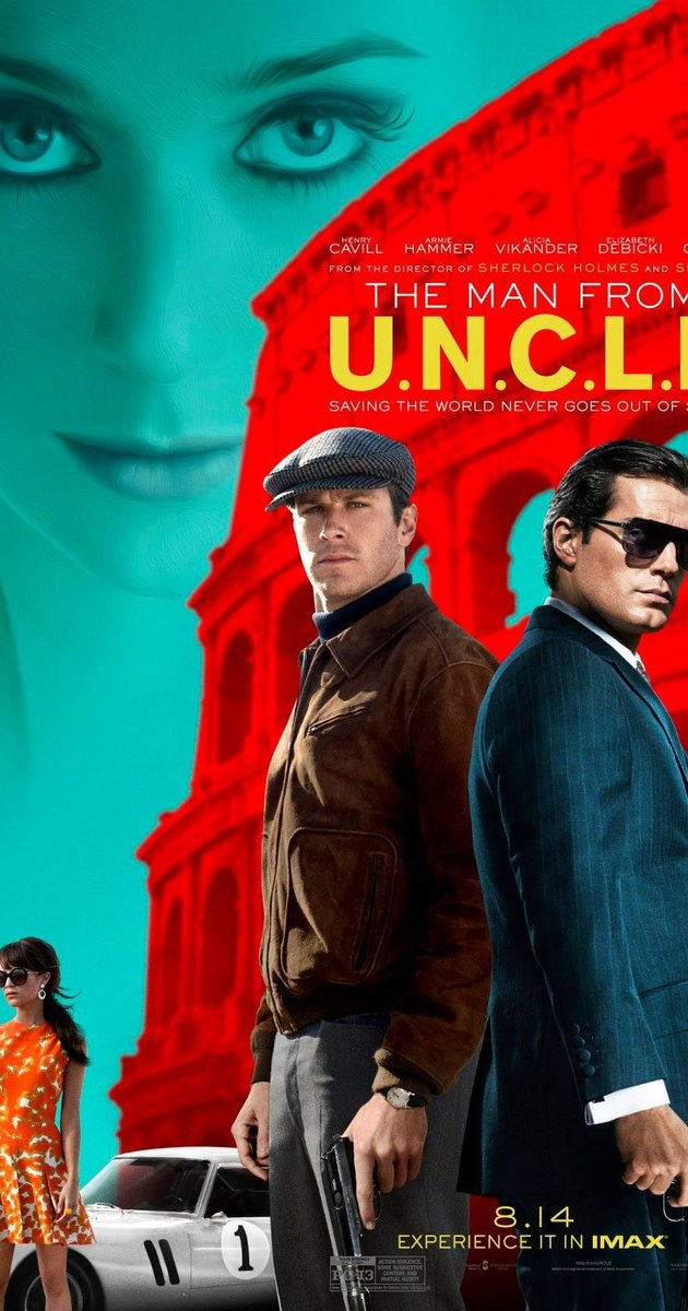 The Man from U.N.C.L.E. watch online