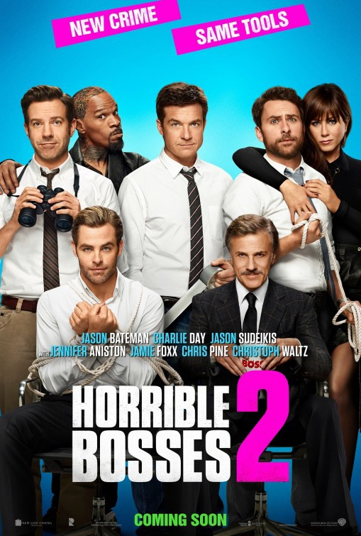 Horrible Bosses 2 watch online