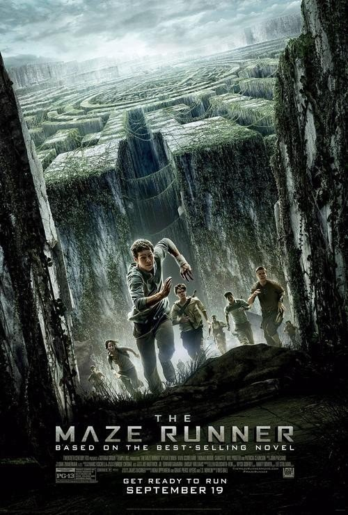 The Maze Runner watch online