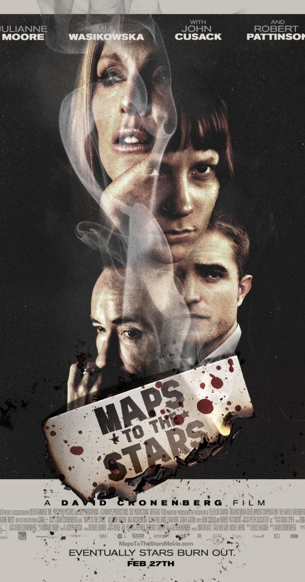 Maps to the Stars watch online