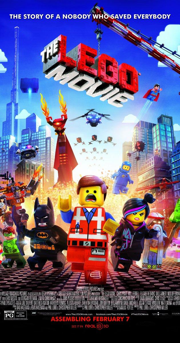 Lego-filmen watch online
