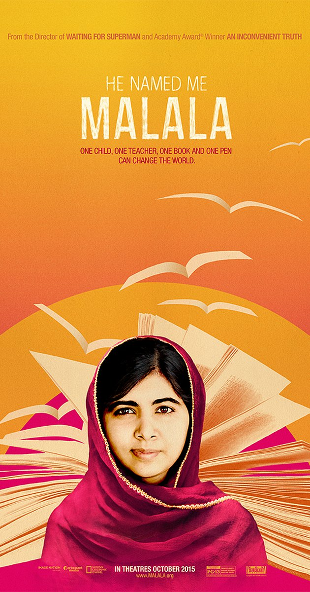 He Named Me Malala watch online