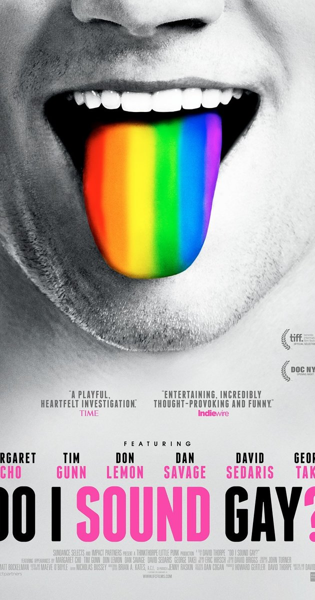 Do I Sound Gay? watch online