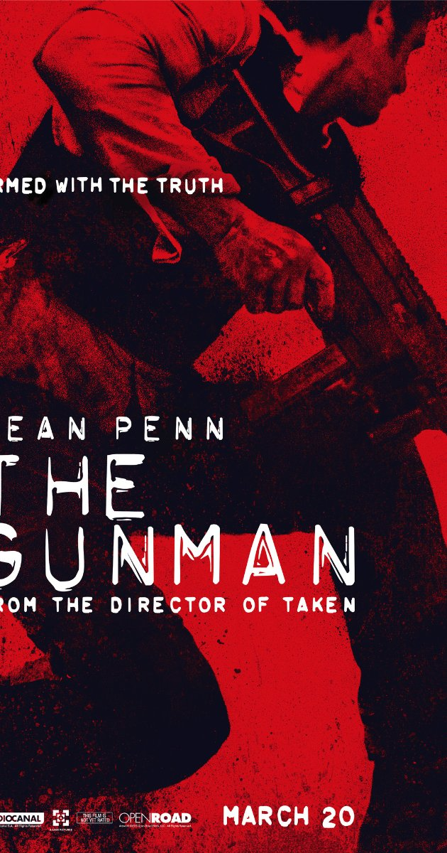 The Gunman watch online