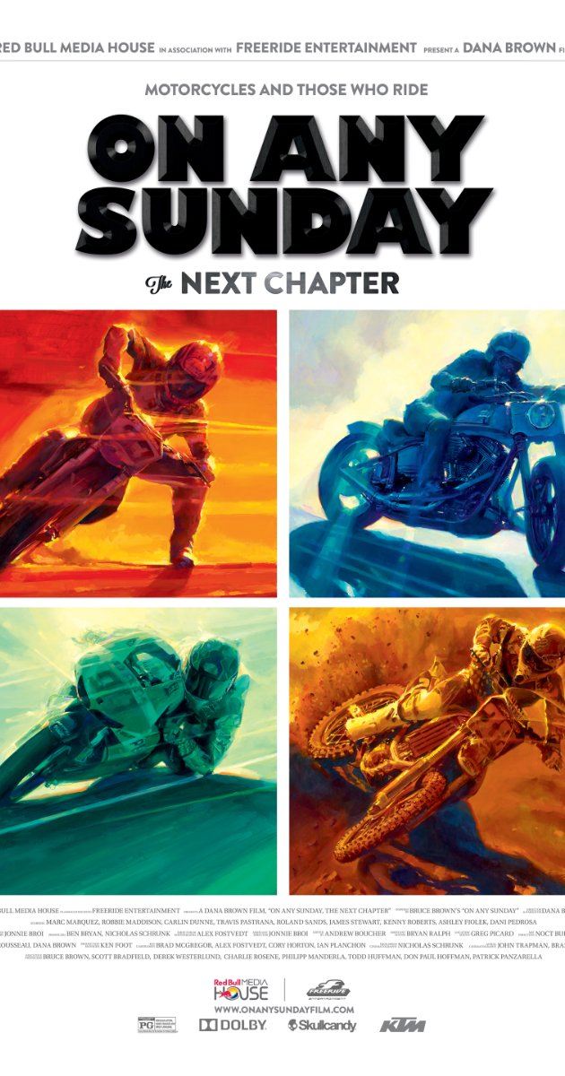 On Any Sunday: The Next Chapter watch online