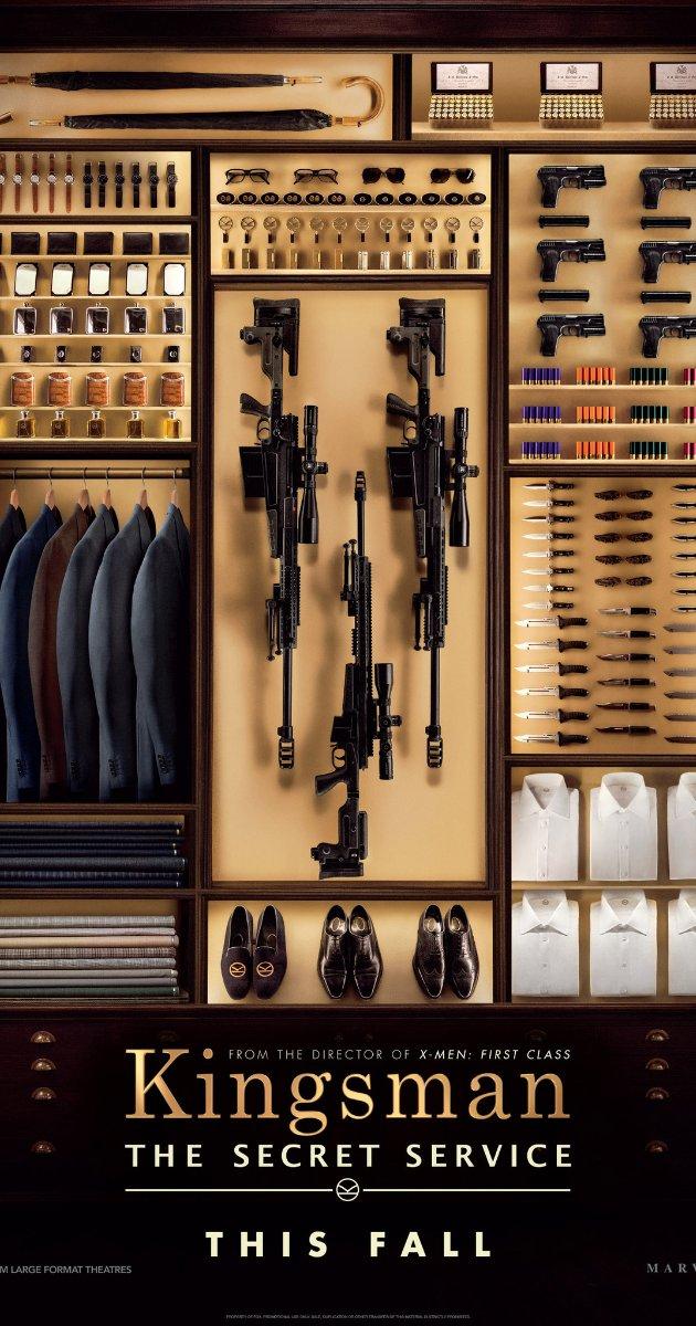 Kingsman: The Secret Service watch online