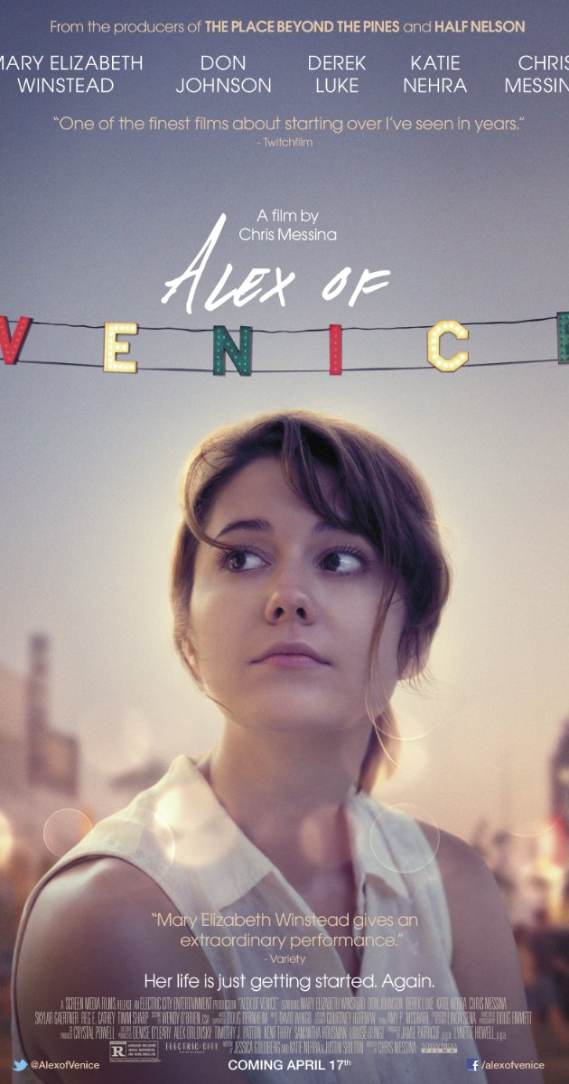 Alex of Venice watch online