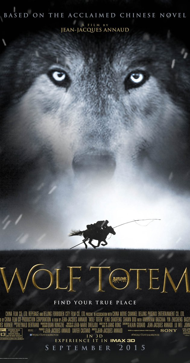 Wolf Totem watch online