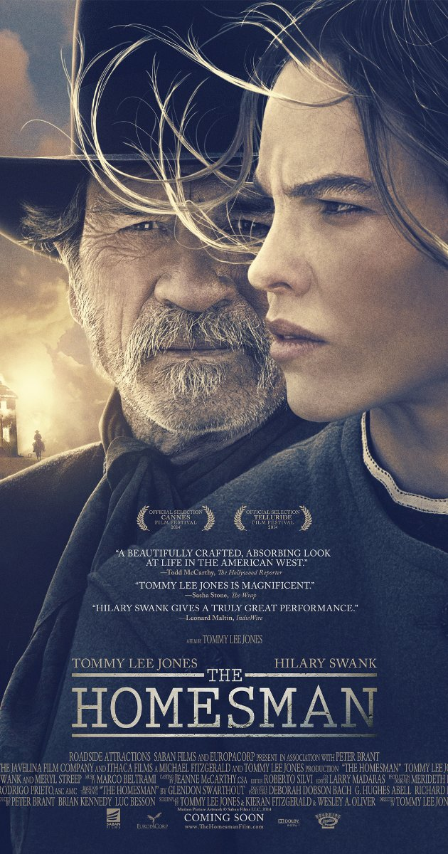 The Homesman watch online