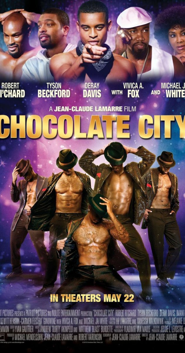 Chocolate City watch online