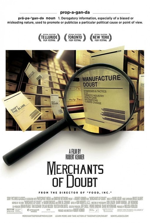 Merchants of Doubt watch online