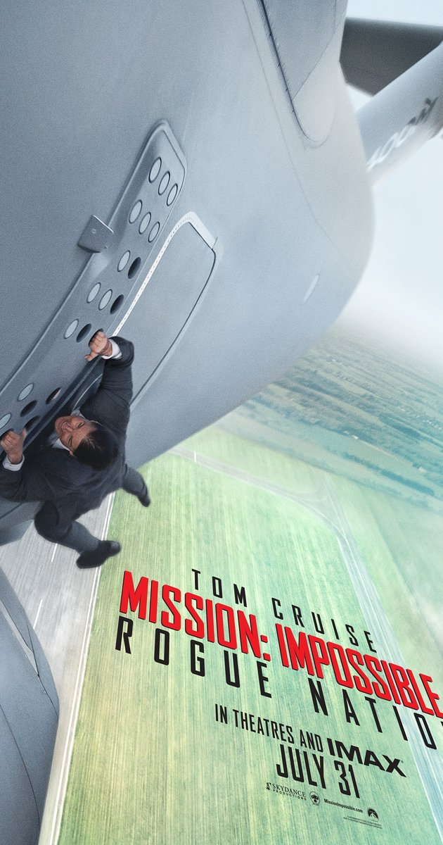 Mission: Impossible - Rogue Nation watch online