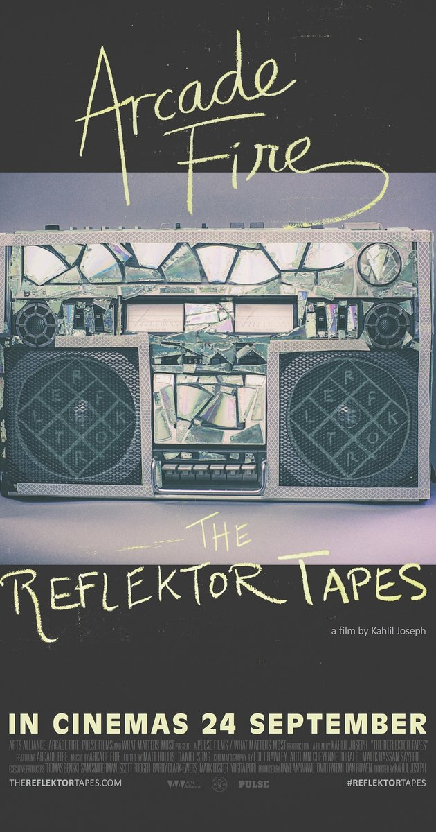 Arcade Fire - The Reflektor Tapes watch online