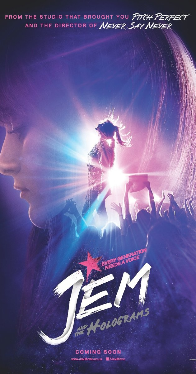 Jem and the Holograms watch online