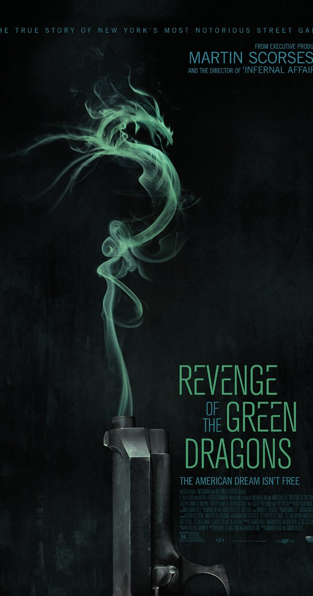 Revenge of the Green Dragons watch online