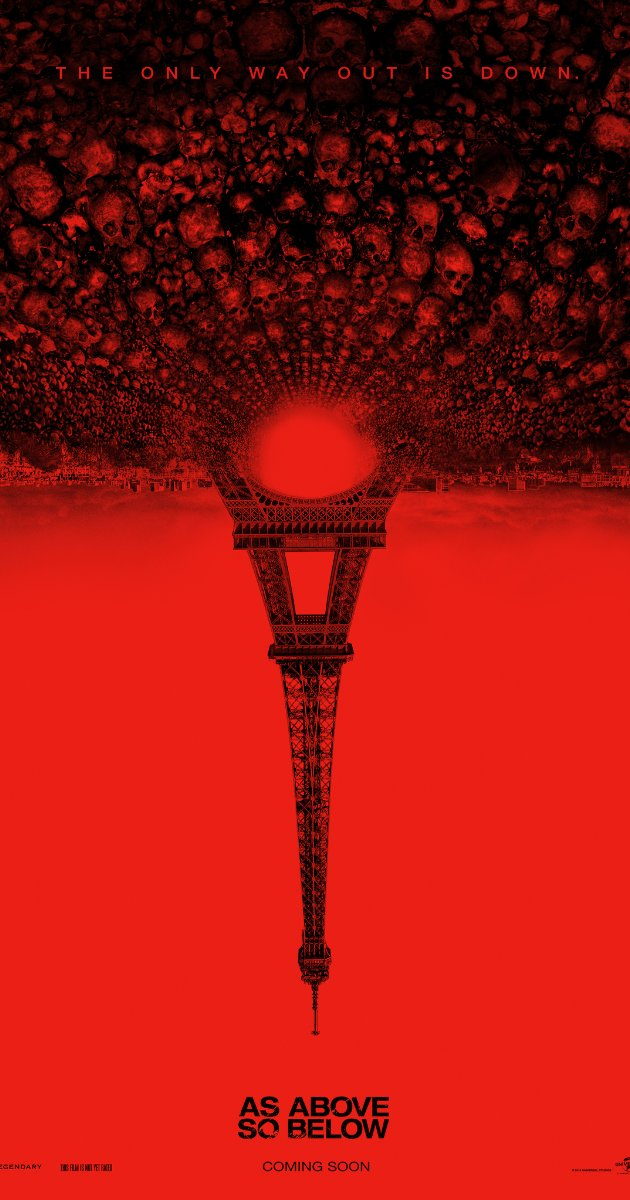 As Above, So Below watch online