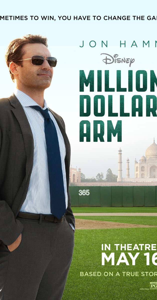 Million Dollar Arm watch online