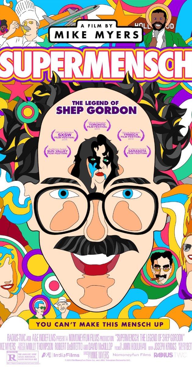 Supermensch: The Legend of Shep Gordon watch online