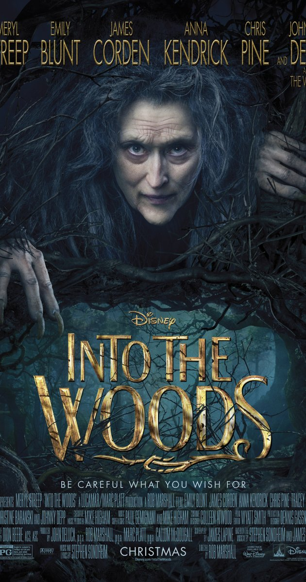 Into the Woods watch online