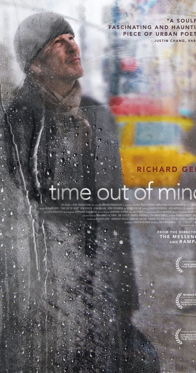 Time Out of Mind watch online