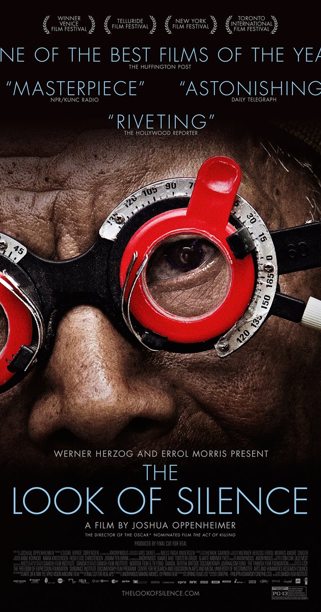 The Look of Silence watch online