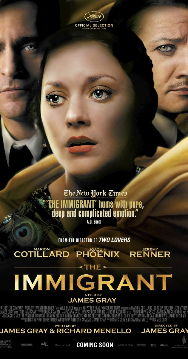 The Immigrant watch online