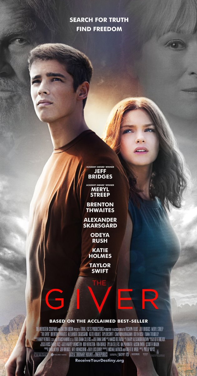 The Giver watch online