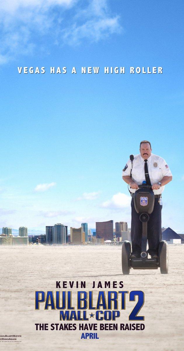 Paul Blart: Mall Cop 2 watch online
