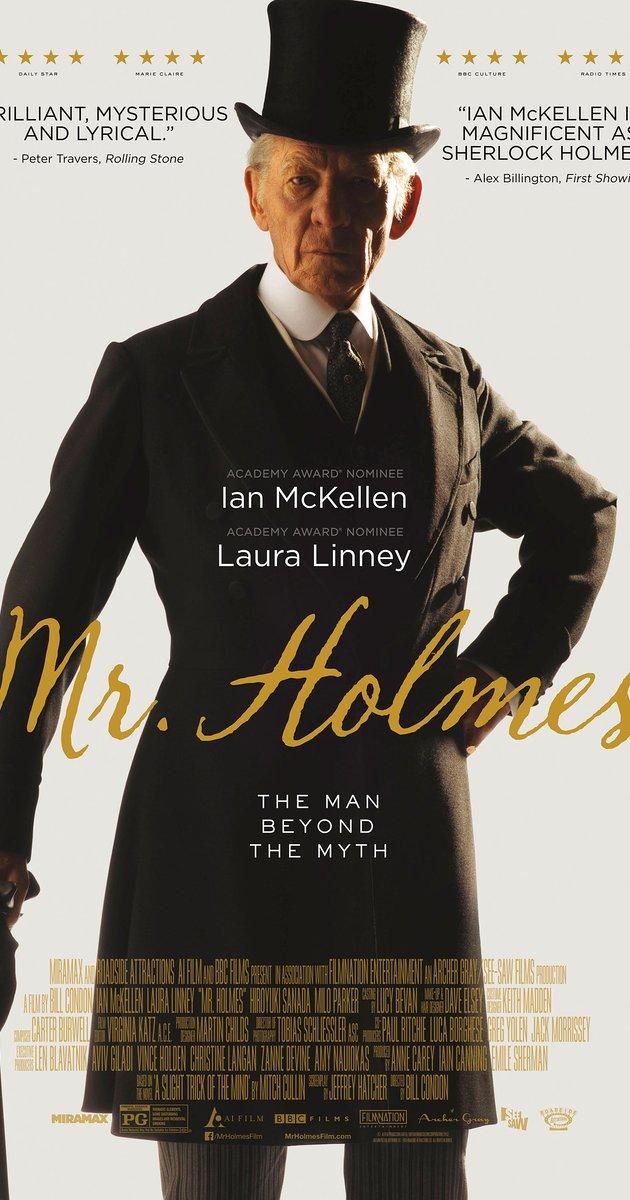 Mr. Holmes watch online