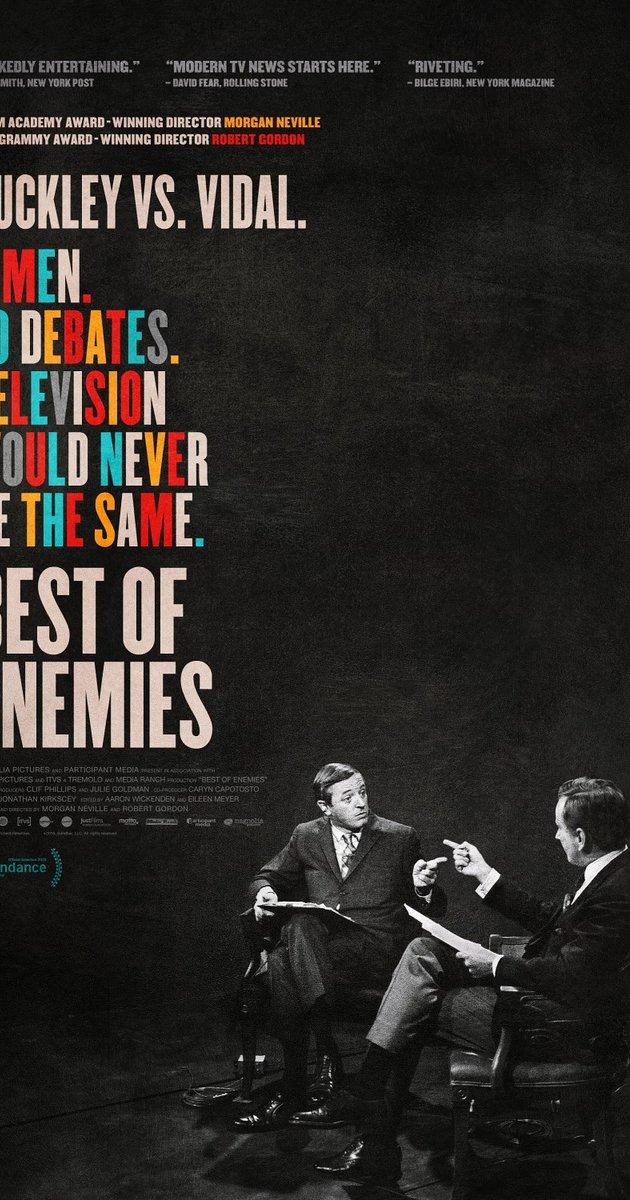 Best of Enemies watch online
