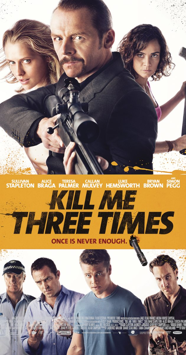 Kill Me Three Times watch online