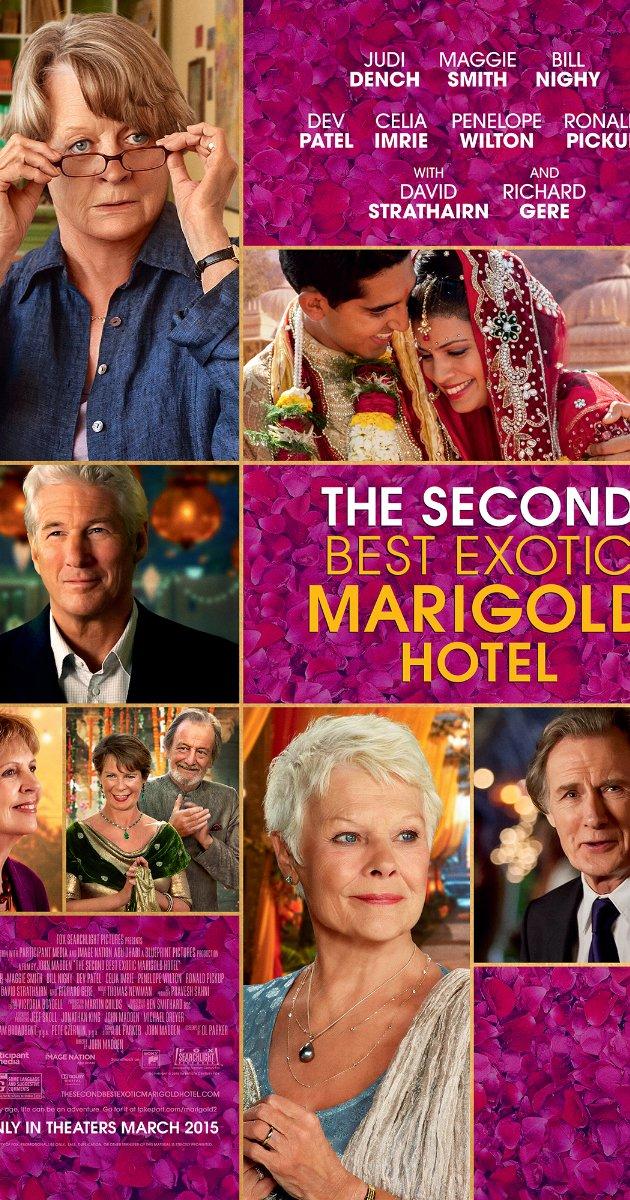 Hotell Marigold 2 watch online